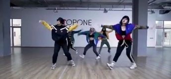 "Танцювальний майстер клас ""HipHop&House Dance"""