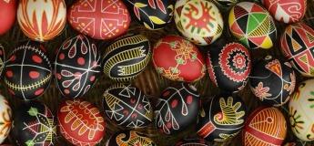 Всеукраїнське свято народного мистецтва «Великодня писанка»