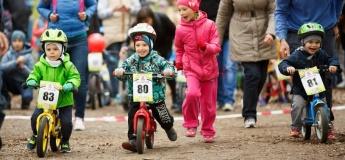 """Велоперегони для малюків """"Котигорошки"""" (квітень) 2019"""