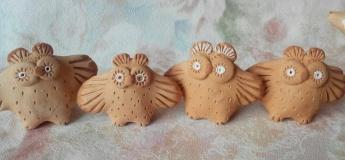 Мастер-класс по изготовлению Дивеевской глиняной игрушки