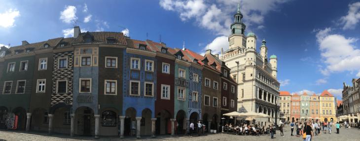 Польські канікули в Познані