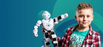 Безкоштовні пробні уроки з робототехніки для дітей 7-8 років