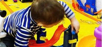Игровая Дамиани - пока Вы заняты, дети под присмотром