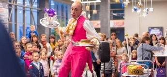 Циркові вистави в Cosmopolite Multimall
