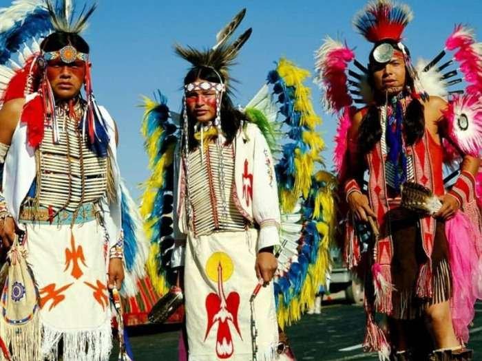 """Попурі-тур""""Люлька миру індіанських племен"""""""