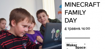 Minecraft Family Day