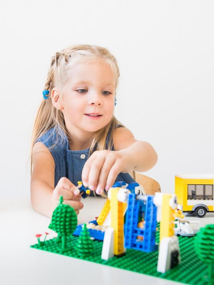 Lego camp 2019 для дошкільнят