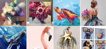 Художні майстер-класи для дітей і дорослих від студії Артикул