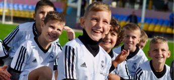 Футбольний табір FUNDACIÓN REAL MADRID CLINIC в Іспанії!