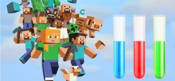 Хімія з Minecraft