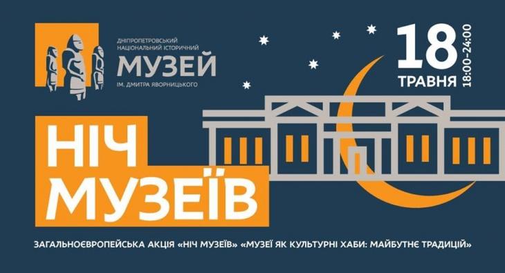Ніч музеїв-2019