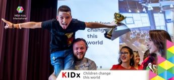 Щорічна конференція KIDx від MBA Kids International
