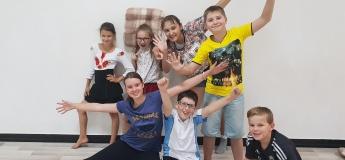 Занятия актерским мастерством для детей