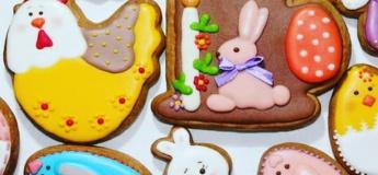 До Великодня! Розпис пасхальних пряників у дитячому просторі Міstечко
