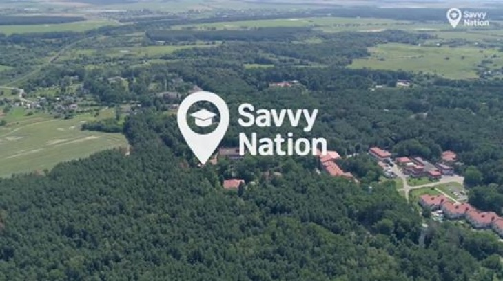 """Лісовий табір для дітей """"Savvy-Forest"""""""