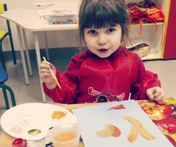 Мастер-классы в детском развивающем центре Little people