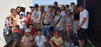 Проектный лагерь в Болгарии