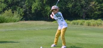 Пробный урок гольфа для детей от 6 лет