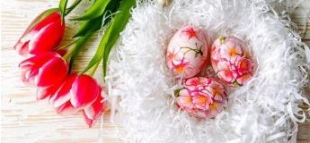 Пасхальный мастер-класс: Декор деревянных яиц в технике декупаж
