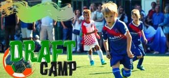 Инновационный футбольный лагерь Draft Camp
