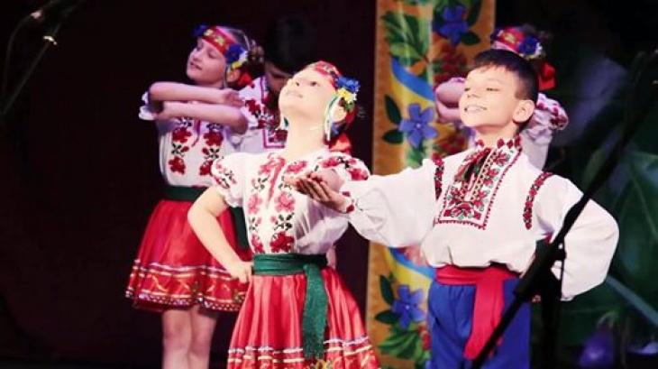 Барвінок приймає дітей до хореографічної школи