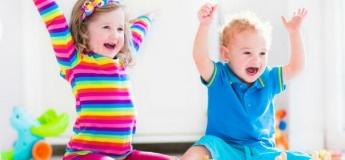 "Развивающие занятия от 1,5 - до 2,5 лет ""Baby Mriya"""