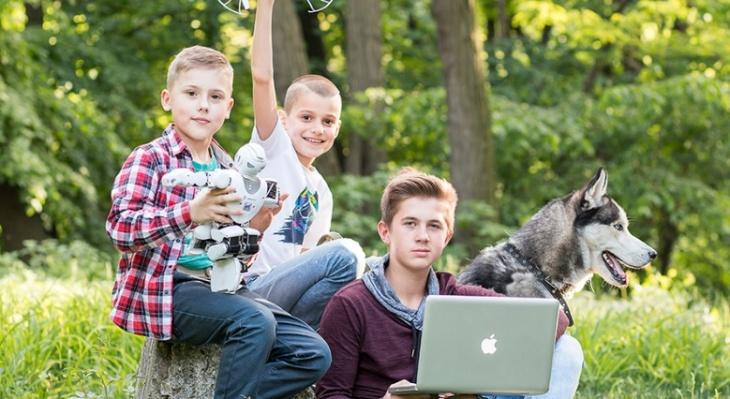 Презентация летних программ для детей 8-15 лет на 44 квартале! Розыгрыш 3-х путевок в лагерь!