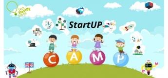 Літній табір StartUP Creative Camp
