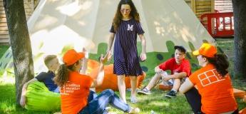Англоязычный дневной летний лагерь BLOGGER CAMP