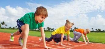 Благотворительный забег для детей