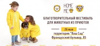 Фестиваль бездомных животных