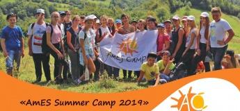 AmES Summer Camp'19