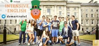 Интенсивный английский в сердце Ирландии - Дублине