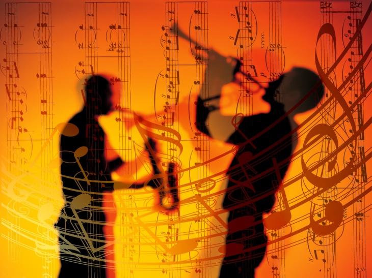 Синкопи джазових мелодій