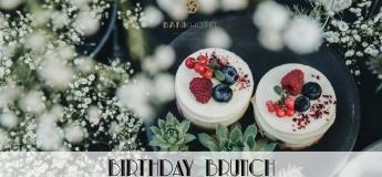 Safe Restaurant: Birthday Brunch