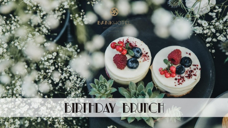 Safe Restaurant: Birthday Brunch