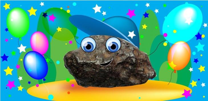Пізнавально-розважальний захід для дітей до «Дня астероїду»