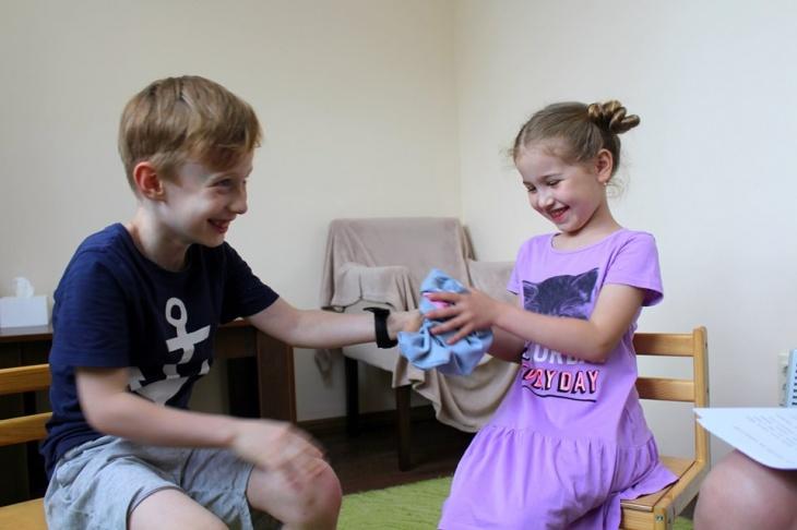 Країна розуміння - психологічний тренінг для дітей