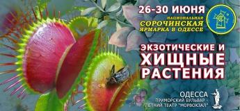 Экзотические и Хищные растения