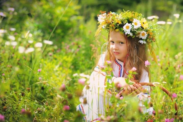 """Квест для дітей """"Івана Купала. У пошуках папороті"""""""