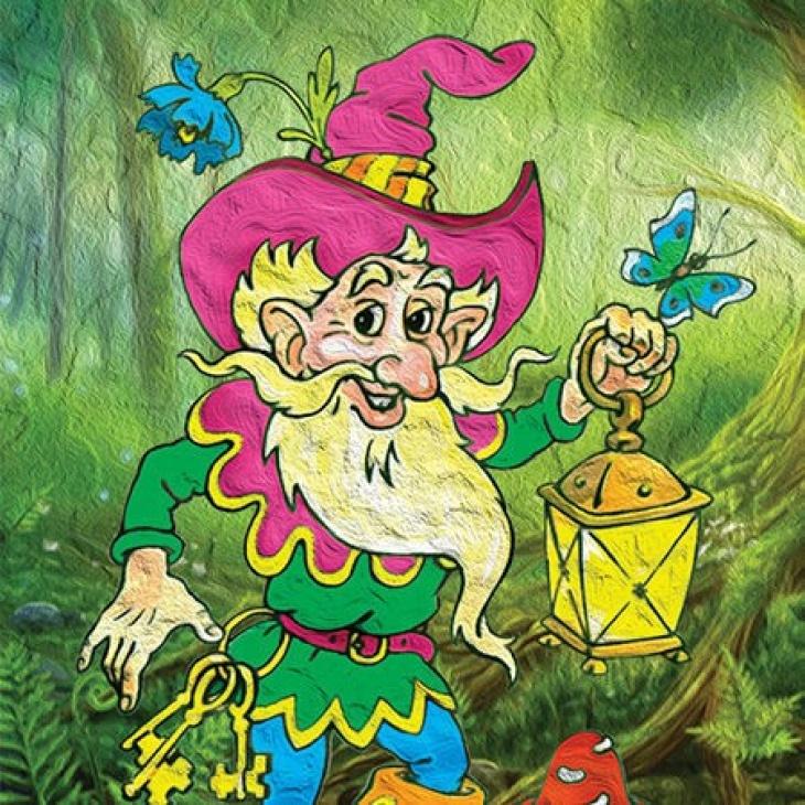 """Музична казка """"Подарунок лісового чарівника"""""""