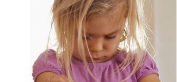 Криза трьох років у дітей з особливостями розвитку