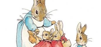 Читання з Левом: Кролик Петрик
