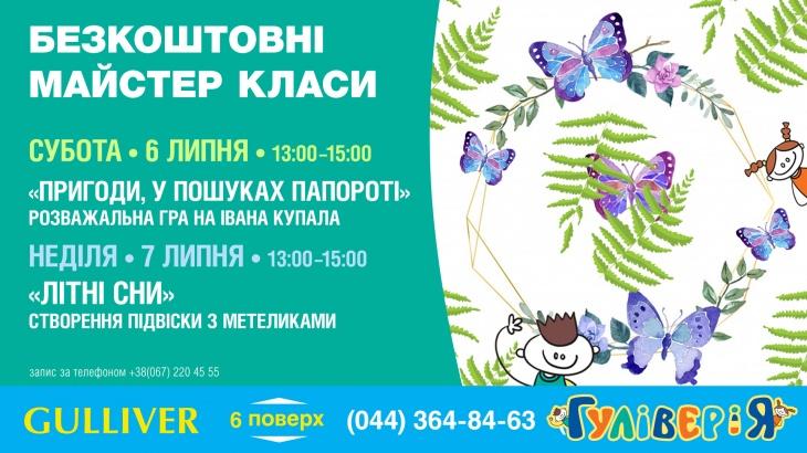 Развлекаемся на праздник Ивана Купала