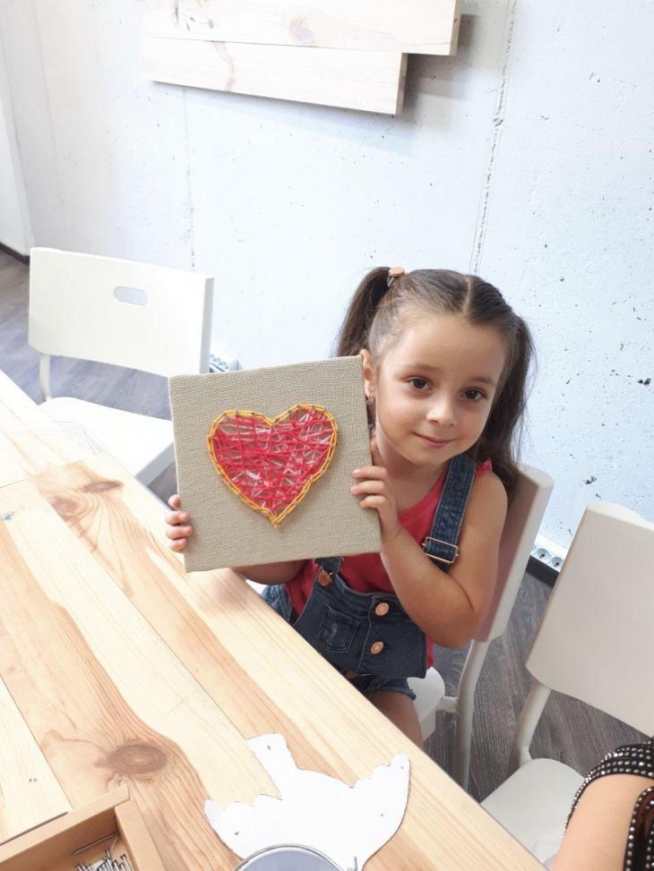 Курс креатива для детей
