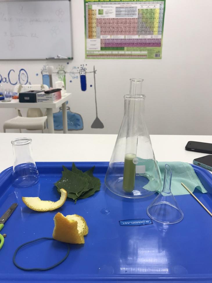 """Майстер-клас """"Біохімія"""""""