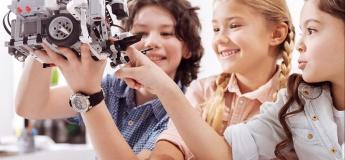 Безкоштовні пробні заняття для дітей на 3 різні тематики!