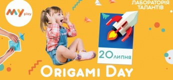 ORIGAMI DAY y MYplay