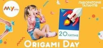 Origami day в MYplay
