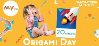 ORIGAMI DAY у MYplay